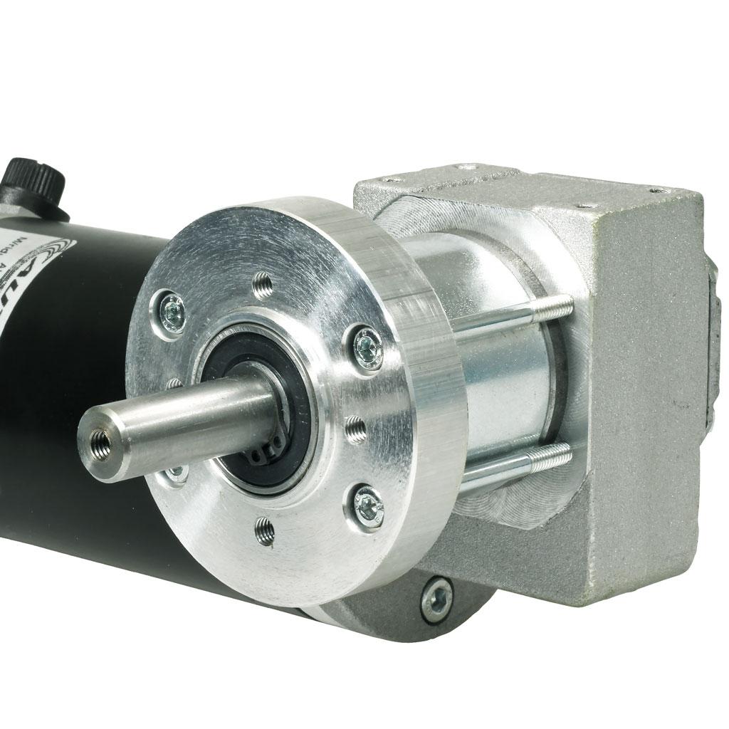 VSF25EP65 Gleichstrom -Schneckengetriebemotoren + Planetengetriebemotoren Automec Mailand