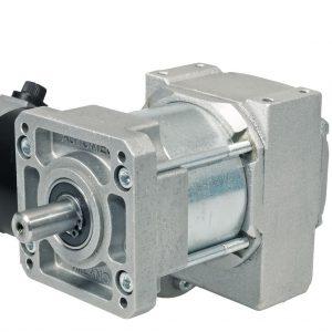 VSF35EP70 DC Worm Screw + Planetary Gearmotors Automec Milan Italy
