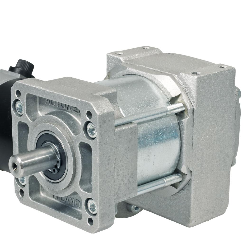 VSF35EP70 Gleichstrom -Schneckengetriebemotoren + Planetengetriebemotoren Automec Mailand Italy